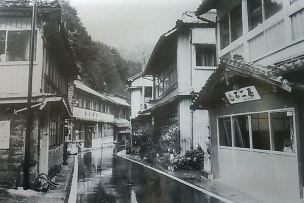 平成元年の川内高城温泉