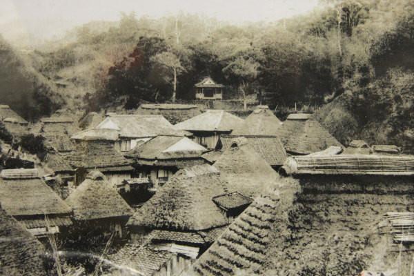 大正時代の川内高城温泉