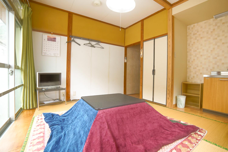 本館宿室の写真